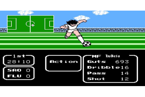 Captain Tsubasa Vol. II - Super Striker (Japan) [En by ...